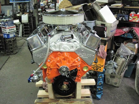 Chevy Crate Engines Eddies Performance Motors High