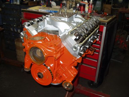Chevy Crate Engines :Eddies Performance Motors-High