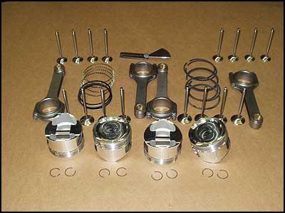 Pontiac Crate Engines:Eddies Performance Motors-High Performance