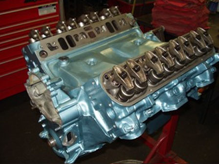Pontiac Crate Engines:Eddies Performance Motors-High Performance Engines, Crate Engine, Racing ...